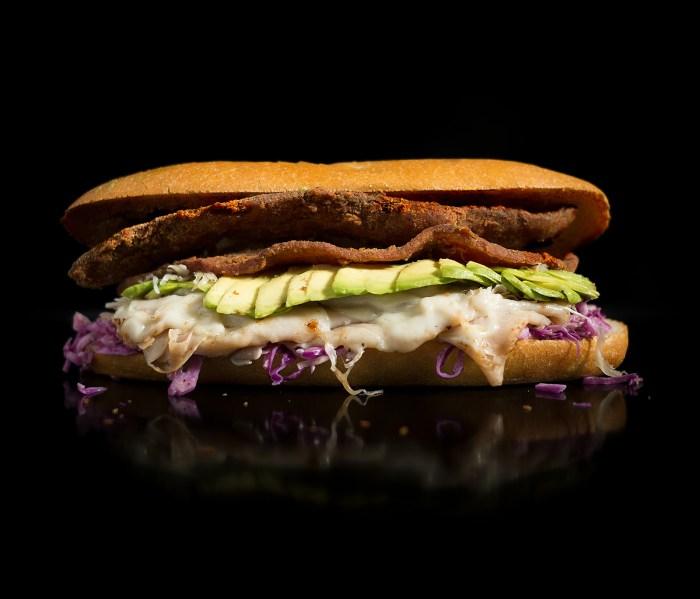 Bacon Bacon - The Bird Sandwich