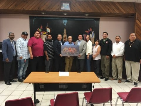 Cheyenne and Arapaho Tribes Agree to Charter Bacone College as a Tribal College