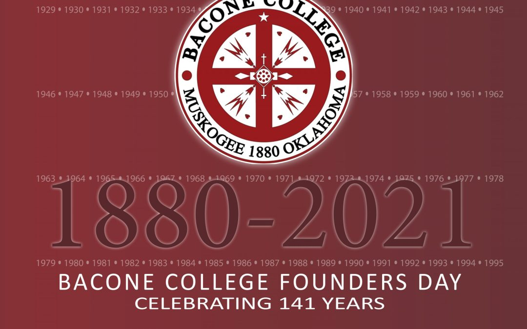 Bacone Celebrates 141 Years