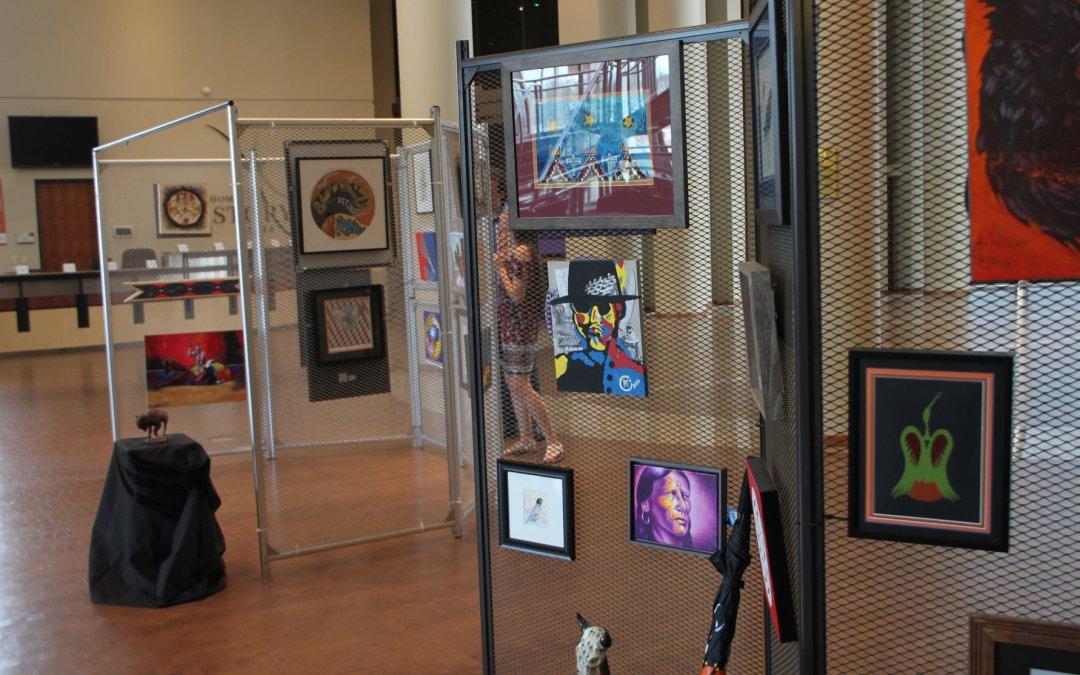 Art Auction to Benefit School of Indian Art