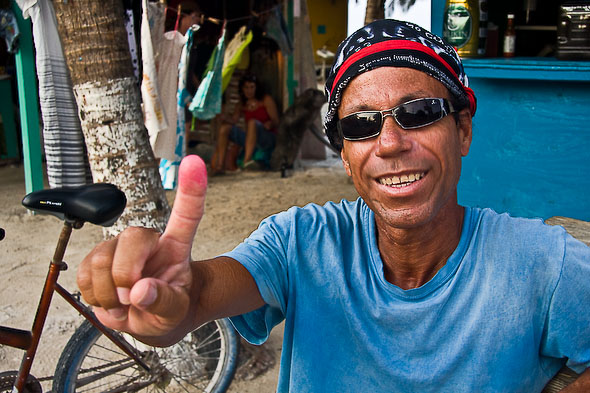 Elections in Caye Caulker