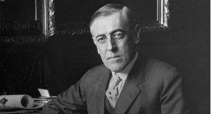 Woodrow Wilson, 1920