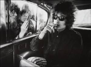 Photo by Barry Feinstein courtesy of the Morrison Hotel Gallery. London 1966.