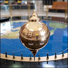 A big swing in the pendulum. Image: Science Museum of Virginia.