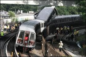 The Washington Metro train wreck keeps piling up.