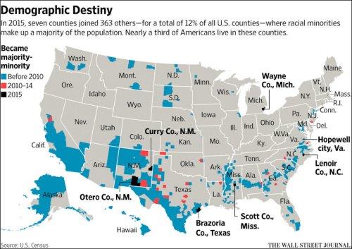 Map credit: Wall Street Journal