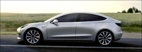 The Tesla Model 3. Is this the breakout model that will create a mass market for electric vehicles and transform the electric grid?
