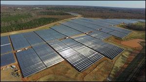 Dominion solar farm