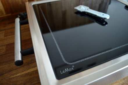 LeMax Grillplatte