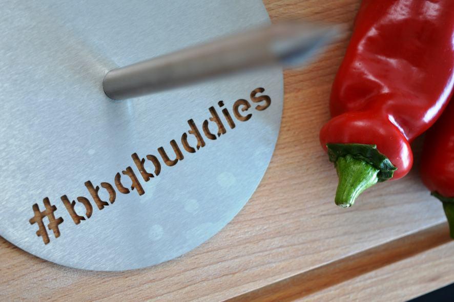 Türmchen der Blogging BBQ Buddies