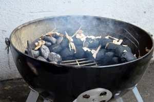 Beef Brisket im WSM Watersmoker BBQ Rezept