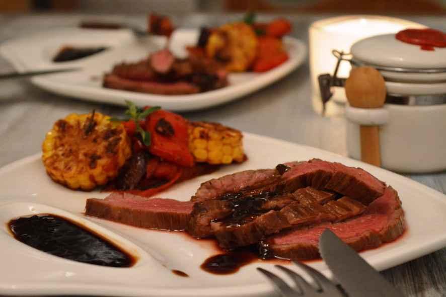 Flank Steak Korean Style Rezept