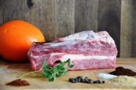 Suppenfleisch mal anders - Rostätter Heu-Milch-Kalb Suppenfleisch Rezept