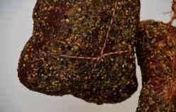 Lachsschinken Schweinerücken Schinken Rezept Anleitung pökeln räuchern abhängen