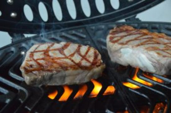 Activa Crosby mit Roastbeef Steaks
