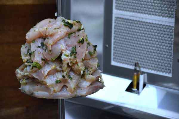 Asado Style Chicken vom Spiker BBQ Drehspieß