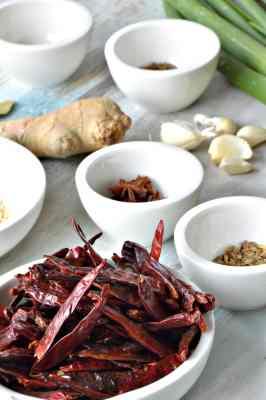 Rezept für Thai-Style Chili-Öl
