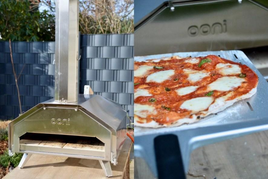 Ooni Pro Pizzaofen im Test