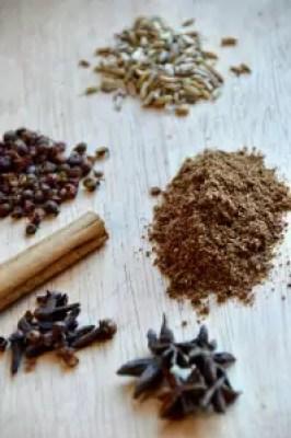 Chinesische 5 Spice Gewürzmischung