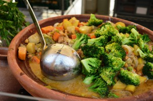 Street Food Festival Köln Tajine Marokkanischer Eintopf