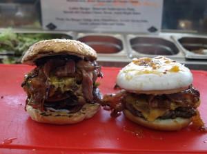 Burger Clash 1 - 3