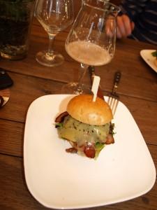 Burger & Bier - Craftbiertasting in der fetten Kuh