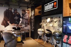 Neuheitengrillen 2016 Weber Store Berlin