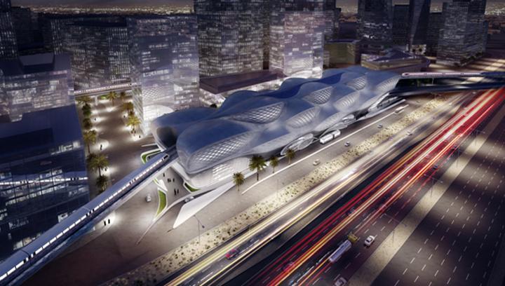 Bacs Riyadh Metro Project