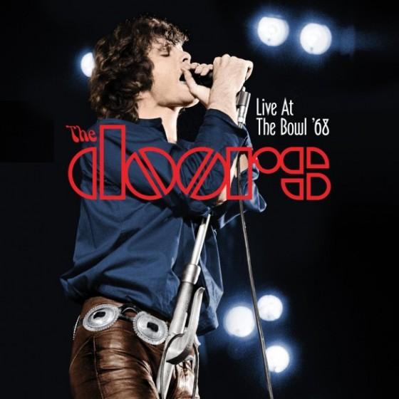 the doors Live at the Bowl '68 copertina artwork