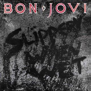 Bon Jovi Slippery When Wet album cover
