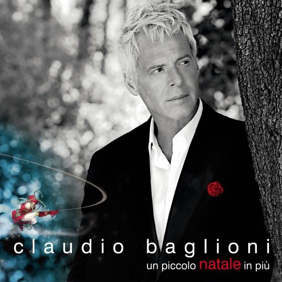 Copertina Un piccolo Natale in più Claudio Baglioni