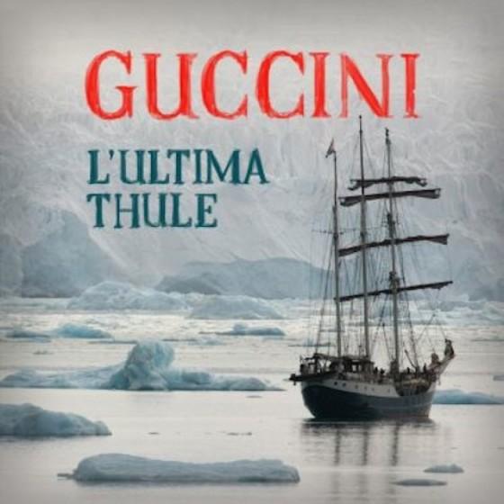 Copertina Francesco Guccini L'Ultima Thule