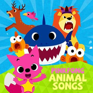 Pinkfong Animal Songs Baby shark
