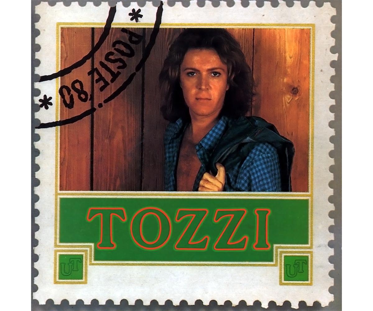 Umberto Tozzi Stella Stai Tozzi album 1980 cover