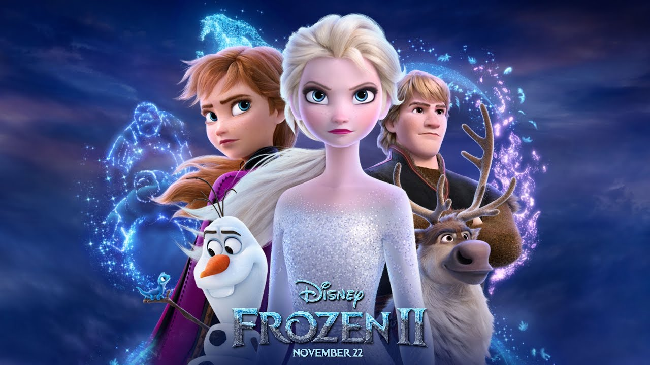 Il Fiume Del Passato - Frozen