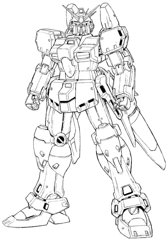The Word Images Katoki Gundam Redesigns