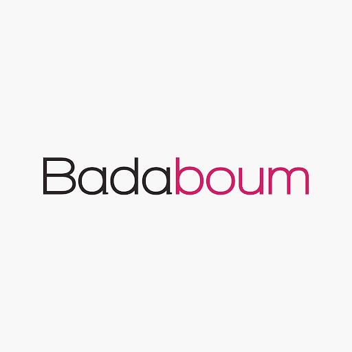 rideau occultant blanc pas cher a oeillets 140x260 cm