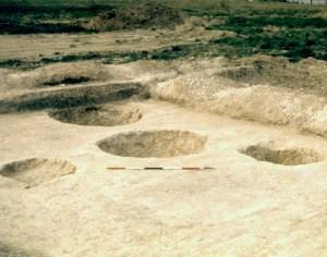 Pits at Blackhorse Road, Letchworth Garden City