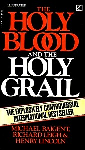 Cover of The Holy Blood and the Holy Grail
