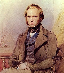 Charles Darwin (1809-1882) in 1840 by George Richmond