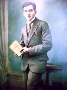Émile Fradin (1904-2010)