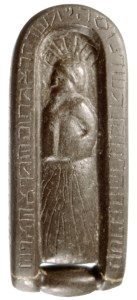 The Decalogue stone
