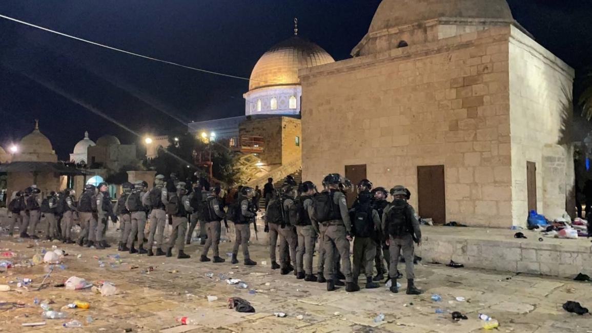 "Photo of القدس عروس العروبة …""دراي كلين"" للشرعيات"