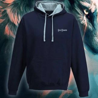 soul Reader hoodie feature