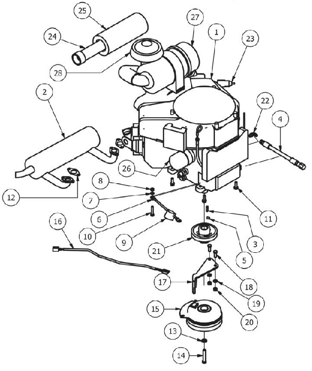 Vanguard Engine Wiring Diagram
