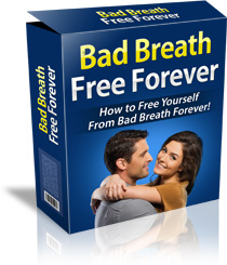 Bad Breath Free Forever™