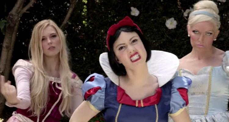 badchix Princess Rap Battle snow white