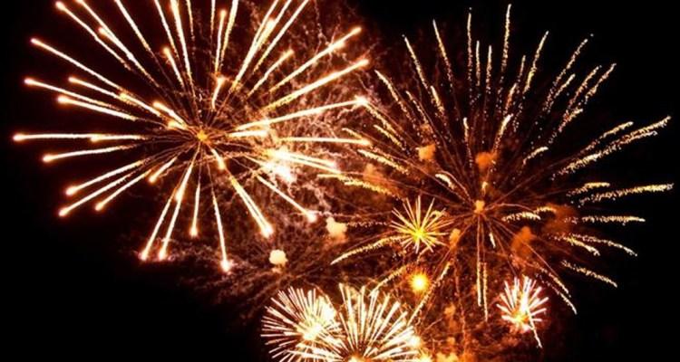 fireworks italy