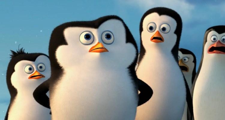 DreamWorks Penguins