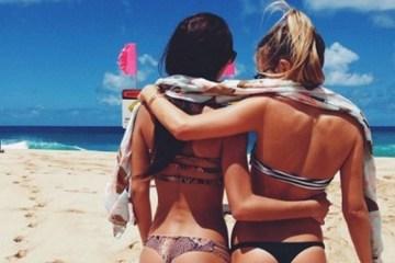 bikini girls summer